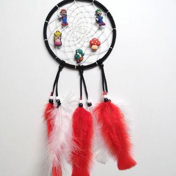 Mario Dream Catcher