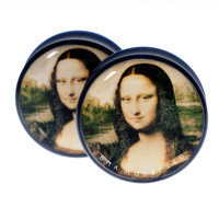 Mona Lisa BMA Plugs (2.5mm-60mm)
