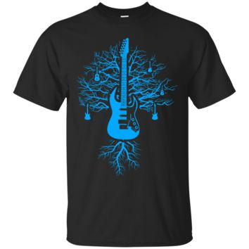 Guitar Tree Men's or Ladies Tee Shirt