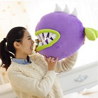 1pcs 45cm Piranha Eating Zombie Plush Toy Soft Stuffed Toy Doll Pillow Baby Toys For Children Gift Toys, From Plant VS Zombies-in Stuffed & Plush Plants from Toys & Hobbies on Aliexpress.com | Alibaba Group