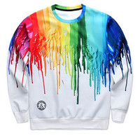 Colorblast Sweatshirt