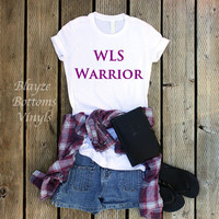 Weight Loss Surgery Warrior/ PUT in NOTE to SELLER Which Design you want! short sleeve unisex t-shirt/Heat Transfer Vinyl design