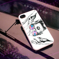 Iggy Azalea iphone case - design for Iphone 5/5S, Iphone 5C, ipod touch, iphone 4/4S, galaxy s5, galaxy note, samsung galaxy case