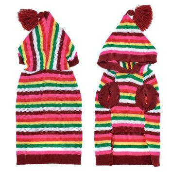 Adorable Pet Puppy Dog Clothes Dog Apparel Hoodie Size M - Walmart.com