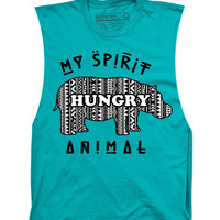 Spirit Animal Muscle Tank