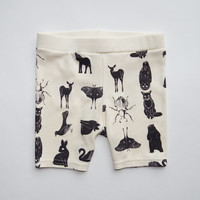 Grid Collective Organic Baby & Kids Shorts