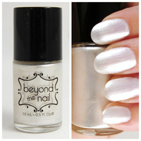 White Pearl Nail Polish