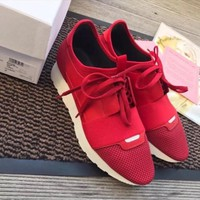 Fashion Online Balenciaga Fashion Race Runners Sneaker