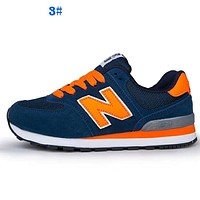 New balance running shoes for men and women classic sneakers N word 3#