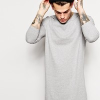 ASOS Super Longline Long Sleeve T-Shirt