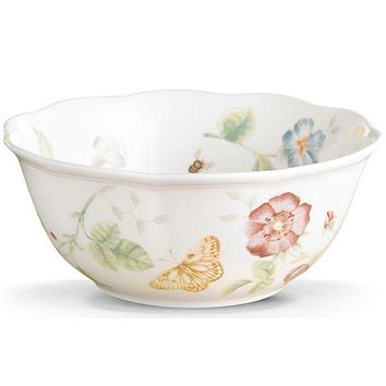 Butterfly Meadow® All Purpose Bowl by Lenox