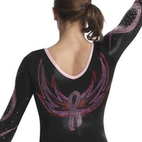 Courage SWAROVSKI Leotard from GK Elite