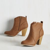 Opportunity Knoxville Bootie | Mod Retro Vintage Boots | ModCloth.com