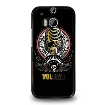 VOLBEAT HEAVY METAL HTC One M8 Case Cover