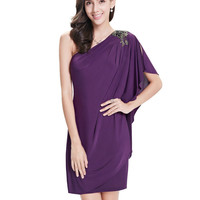 Women Clothing Dresses Alisa Pan  AP05346PP  Women Short Casual Dress