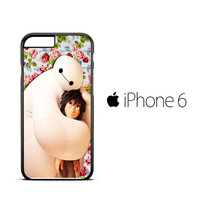 big hero V0079 iPhone 6 Case