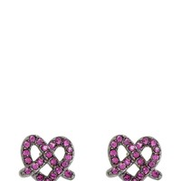 Love Knot Stud Earring by Juicy Couture