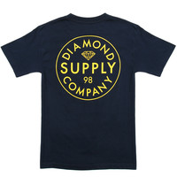 Diamond Supply Co. - Stamped T-Shirt