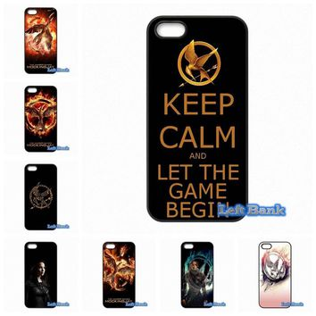 The Hunger Games Phone Cases Cover For Lenovo Lemon A2010 A6000 S850 A708T A7000 A7010 K3 K4 K5 Note