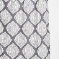 Urban Outfitters - Magical Thinking Diamond Tile Shower Curtain