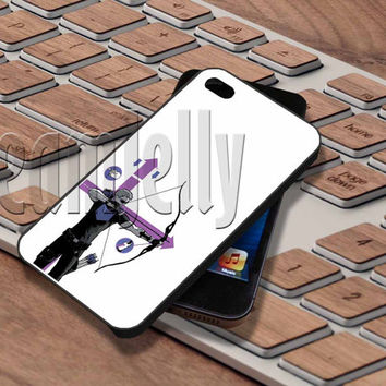 Hawkeye 2 Cover - iPhone 5/5S/5C/4/4S, Samsung Galaxy S3/S4/S5
