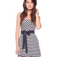 Seashore Stripes Dress