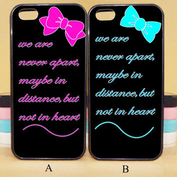 Best Friend couple cases,iPod 5,iPhone 5s/ 5c/5/4S/4 ,Samsung Galaxy S3/S4/S5/S3 mini/S4 mini/S4 active/Note 2/Note 3