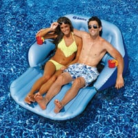 Swimline Duo Easy Chair Convertible Float