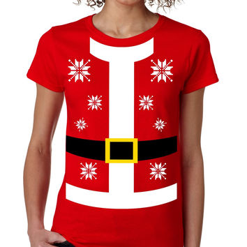 Santa suit Women's T-shirt