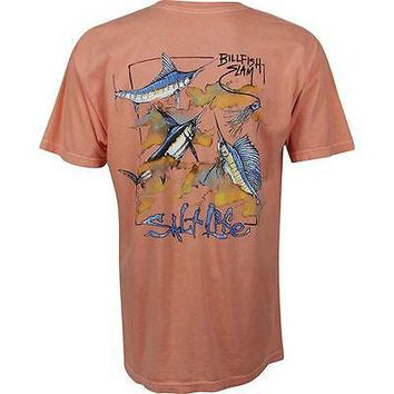 Salt Life Men's Billfish Slam T-Shirt