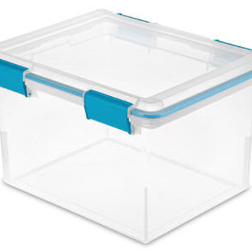 Box Gasket Blue Aquarium 32 Qt