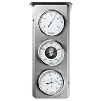 Stainless Steel Outdoor Weather Station - Manufactum
