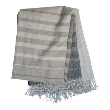 Harvey Alpaca Throw