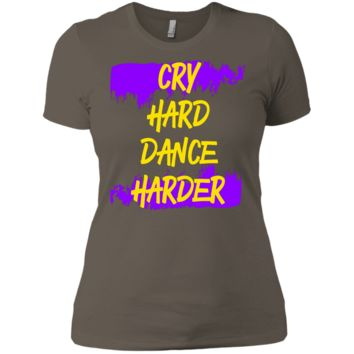 Cry Hard Dance Harder  Paramore T-Shirt