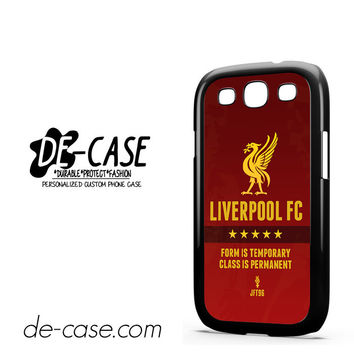 Liverpool Fc For Samsung Galaxy S3 Case Phone Case Gift Present YO