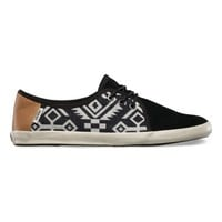 Vans Tazie (Aztec black/antique white)