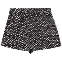 Hot Sale Printed Drawstring Shorts