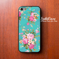 FLORAL IPHONE 4 CASES Vintage Painted Rose Flower iPhone 5s Cases iPhone 5 Case iPhone Case Samsung Galaxy S3 S4 Cover iPhone 5c iPhone 4s