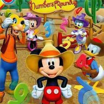 MICKEY MOUSE CLUBHOUSE:MICKEY'S NUMBE