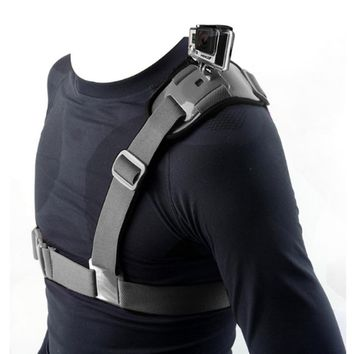 Shoulder Strap Mount Chest Harness Adapter