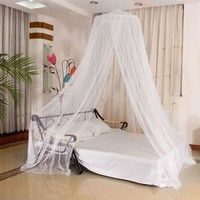 Lace Elegance Insect Netting Canopy