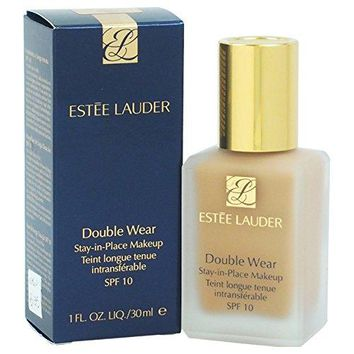 Double Wear Stay-In-Place Makeup SPF 10 - # 4 Pebble (3C2) - All Skin Types by Estee Lauder for...