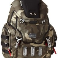 Oakley Men's Kitchen Sink Backpack, Worn Olive, One Size