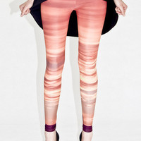 Mr. GUGU & Miss GO :: PANTS :: Sunset leggings