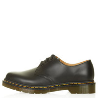 Dr. Martens 1461 Lace Shoes - Black