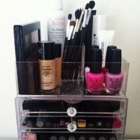 Makeup Organizer - Makeup Organiser by The Makeup Box Shop - Extras