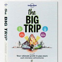 The Big Trip By Lonely Planet- Assorted One