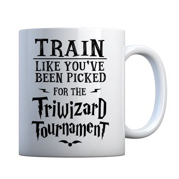 Mug Train for Triwizard Tournament Ceramic Gift Mug