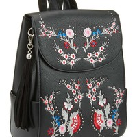 Embroidered Backpack - View All - Accessories
