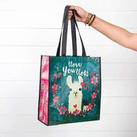 Llove You Llots Bag By Natural Life